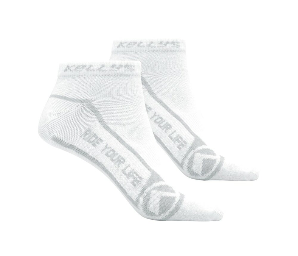 Socken KELLYS FIT white 43-47