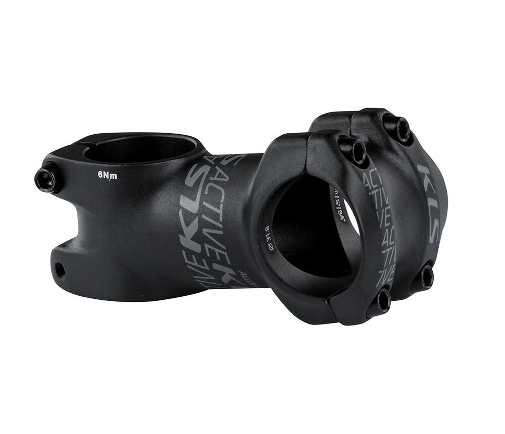 Vorbau KLS ACTIVE XC 70 black 017, 130mm