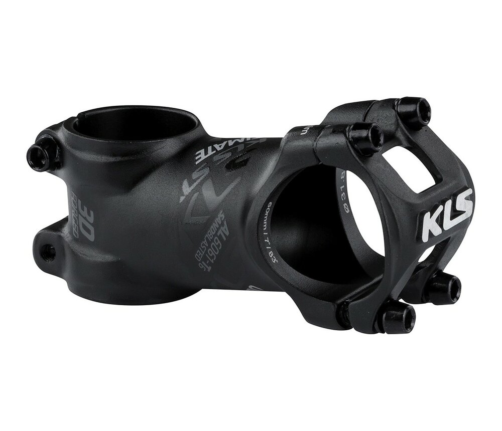 Vorbau KLS ULTIMATE XC 70 black 017, 60mm