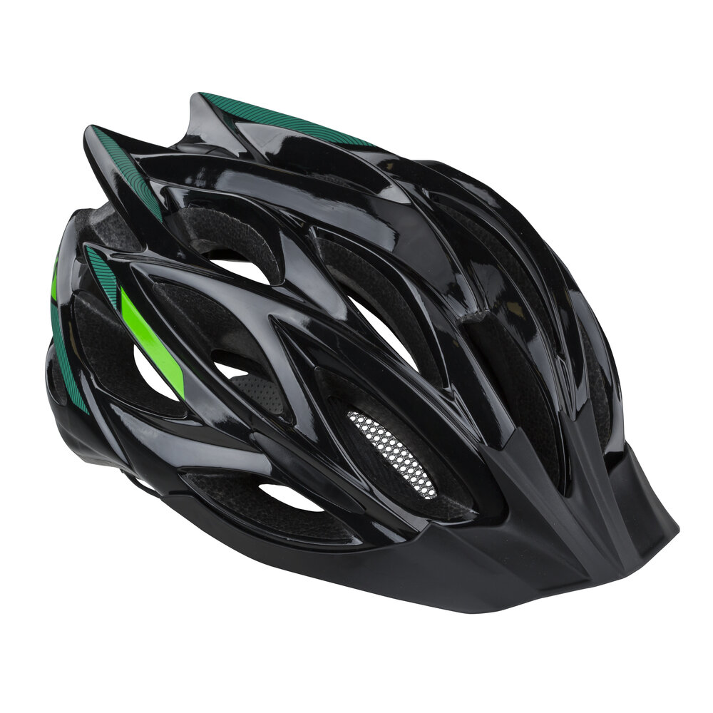 Helm DYNAMIC 019 black-green S/M
