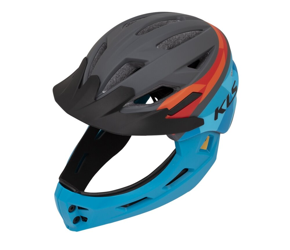Helm SPROUT blue-red XS
